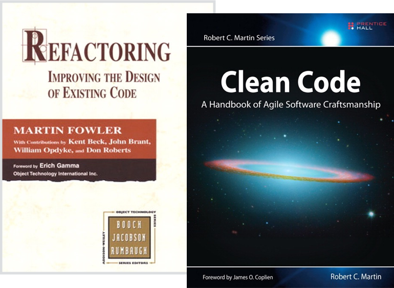 Refactoring and Clean Code
